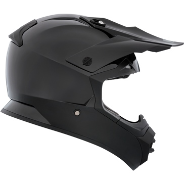 CKX TX228 Off-Road Helmet Solid