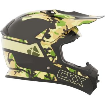 CKX TX228 Off-Road Helmet Troop