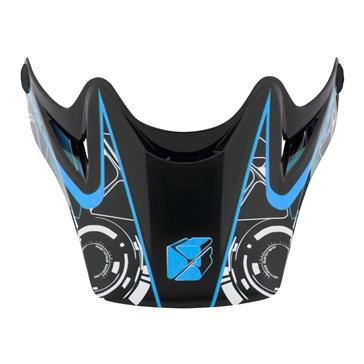 CKX Palette pour casque TX218Y Dimension