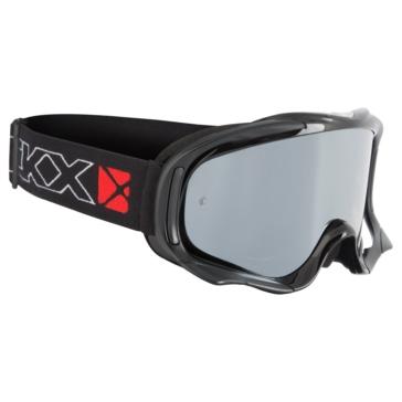 Black CKX Falcon Goggles, Summer