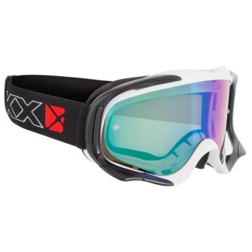 White CKX Falcon Goggles, Summer