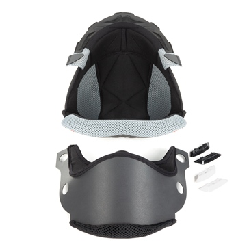 CKX TX707 Winter Helmet Kit Winter Kit