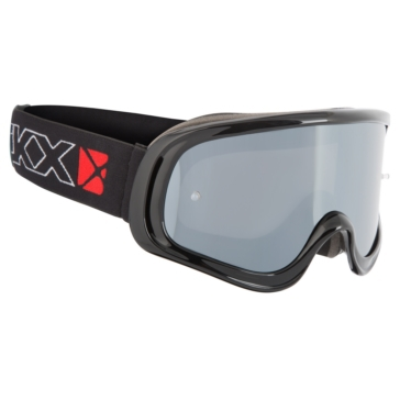 Black CKX Steel Goggles, Summer
