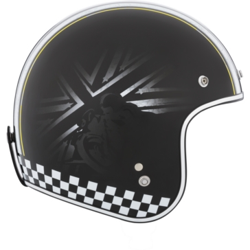 Cafe CKX Origin Open Face Helmet