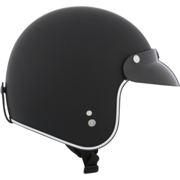 CKX Origin Open Face Helmet Solid
