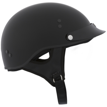 CKX Curtiss Open Face Helmet Solid