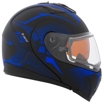 CKX Tranz 1.5 RSV Modular Helmet, Winter Vista