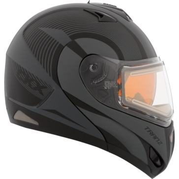 CKX Tranz RSV - Modular Helmet, Winter Chronos