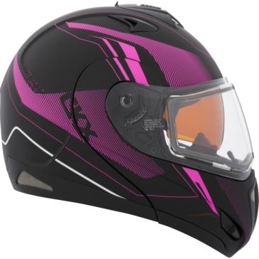 CKX Tranz RSV - Modular Helmet, Winter Recharge