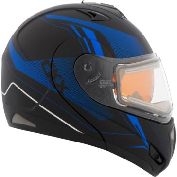 CKX Tranz RSV - Modular Helmet, Winter Rech