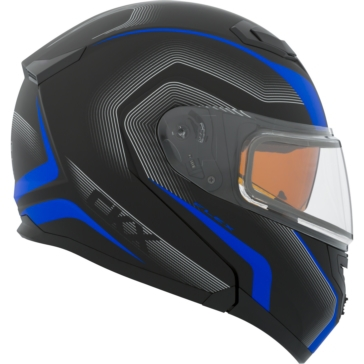 CKX Flex RSV Modular Helmet, Winter Lucas