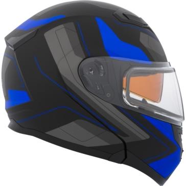 CKX Flex RSV Modular Helmet, Winter Core