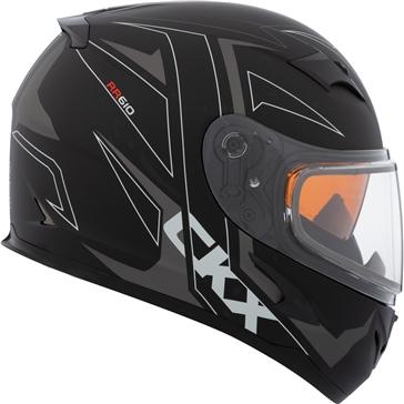 Streak CKX RR610 RSV Full-Face Helmet, Winter