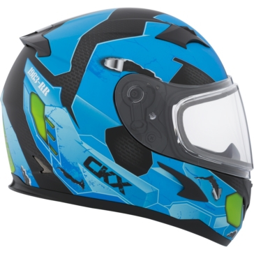 Cosmos CKX RR610Y Full-Face Helmet, Winter - Youth