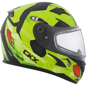 CKX RR610Y Full-Face Helmet, Winter - Youth Cosmos
