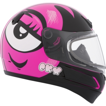 CKX VGK1 Full-Face Helmet, Winter - Youth Ink