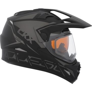 CKX Quest RSV Off-Road Helmet, Winter Peak