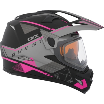 Ridge CKX Quest RSV Off-Road Helmet, Winter
