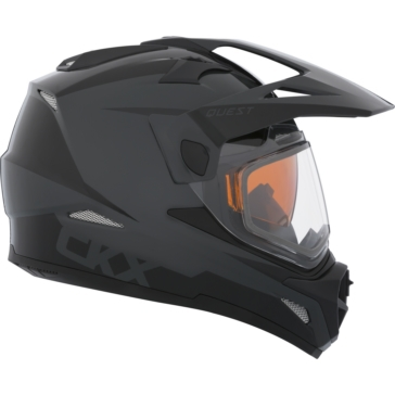 Raw CKX Quest RSV Off-Road Helmet, Winter