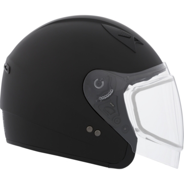 CKX Casque Ouvert VG977, hiver Solid