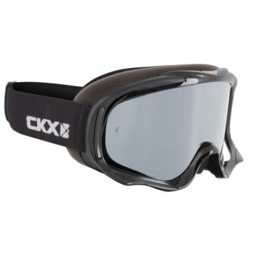 Black CKX Falcon Goggles, Winter