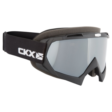 CKX Assault Goggles, Winter Matte Black