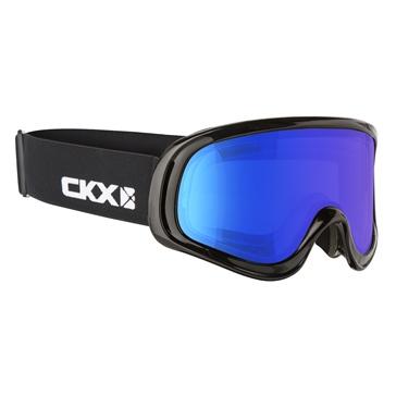 CKX Steel Goggles, Winter Black