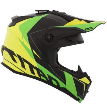Cliff - 210° Goggles sold separately CKX Titan Off-Road Modular Helmet, Winter
