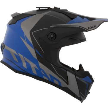 Cliff - 210° Goggles sold separately CKX Titan Off-Road Modular Helmet, Winter