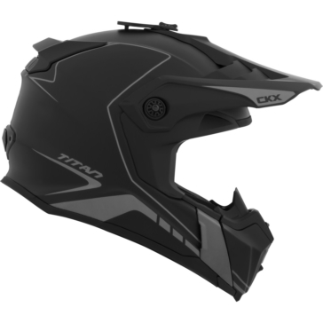 CKX Titan Backcountry Helmet, Winter Atlas - Without Goggle