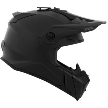 Solid - 210° Goggles sold separately CKX Titan Off-Road Modular Helmet, Winter