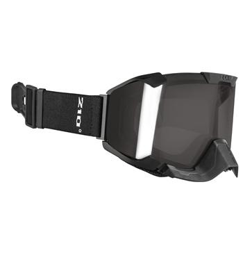 CKX Lunettes 210°, Hiver Noir mat
