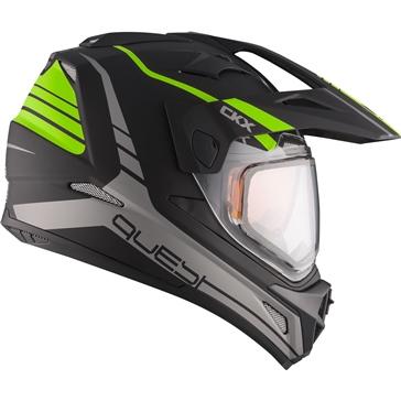 CKX Quest RSV Backcountry Helmet, Winter Straightline