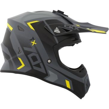 CKX TX707 Off-Road Helmet / Fiber Glass Edition, Summer Raptor