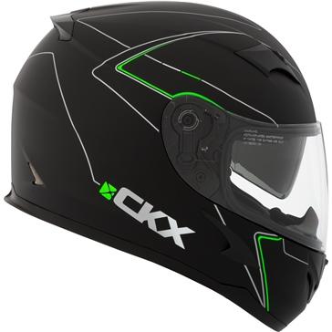 Nemesis CKX RR610 RSV Full-Face Helmet, Summer