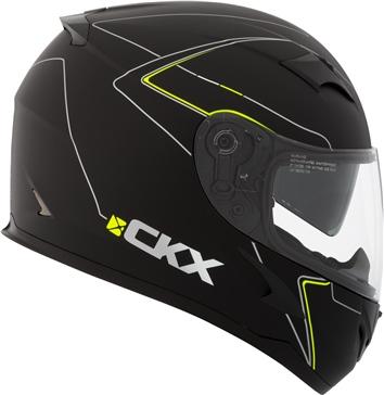 CKX RR610 RSV Full-Face Helmet, Summer Nemesis
