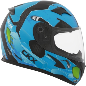 CKX RR610Y Full-Face Helmet, Summer - Youth Cosmos