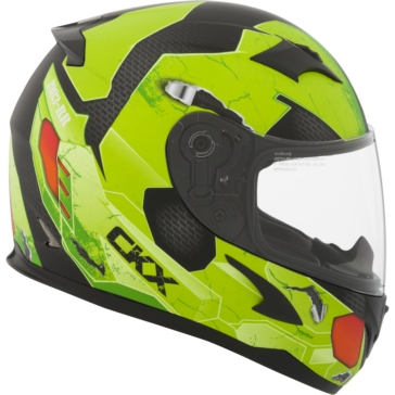 CKX RR610Y Full-Face Helmet, Summer - Youth Cosmos