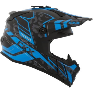 CKX Titan Off-Road Helmet, Summer Sandstorm - Without Goggle