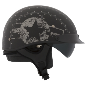 Sergeant CKX Revolt RSV Half Helmet