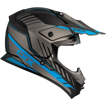 CKX TX228 Off-Road Helmet Fuel