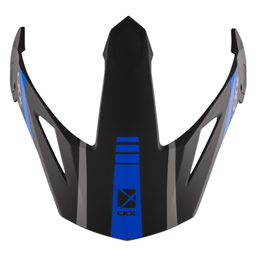CKX Peak for Quest RSV Helmet Straigline