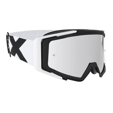 CKX HoleShot Goggles, Summer Matte White