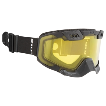 CKX Backcountry Ventilated 210° Goggles, Winter Matte Black