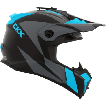 Sidehill - Sold separately CKX Titan Off-Road Modular Helmet, Winter