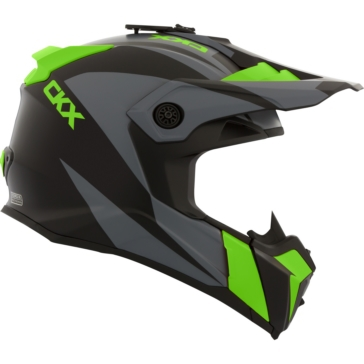 CKX Titan Original Backcountry Helmet, Winter Sidehill - Without Goggle