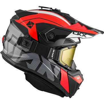 CKX Titan Original Backcountry Helmet, Winter Altitude - Included 210° Goggles