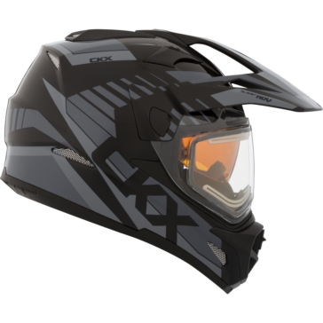 CKX Quest RSV Backcountry Helmet, Winter Rocket - Without Goggle