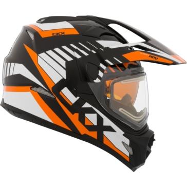CKX Quest RSV Backcountry Helmet, Winter Rocket