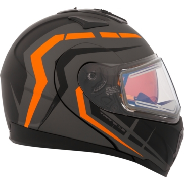 CKX Tranz 1.5 RSV Modular Helmet, Winter Scorpion